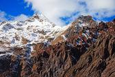Montagne del caucaso-14 — Foto Stock