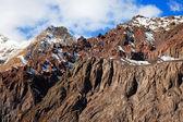 As montanhas do Cáucaso-15 — Fotografia Stock