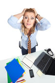 Office clerk-9 — Stock Photo