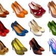Shoes collection-1 — Stock Photo