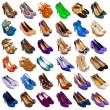 Shoes collection-5 — Stock Photo