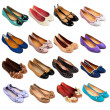 Stock Photo: Shoes collection-7