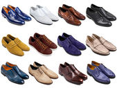 Male footwear collection-2 — Stock Photo