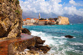 Budva bay-4 — Stock Photo