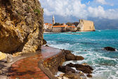 Budva bay-2 — Stock Photo
