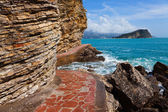 Budva bay-9 — Stock Photo