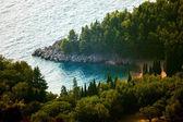 Karadağ sahil — Stok fotoğraf