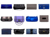 Female bags collection — Stockfoto