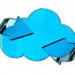 The cloud — Stock Photo
