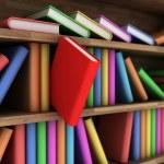 knihovna — Stock fotografie #13657339