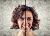 Different emotions — Stock Photo