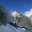 Mountain scenery — Stockfoto