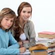 Help with homework — Stock Photo #14031962