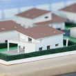 An architectural model — Stock Photo