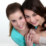 Female friends — Stock Photo