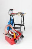 Plenty of tools — Stock Photo