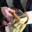 Multimeter — Stock Photo #14555305