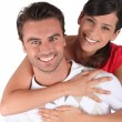 Happy couple — Stock Photo #14562589