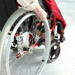 Wheelchair — Stock Photo #14593879