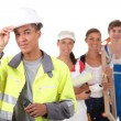 Tradesperson — Stock Photo #14662957