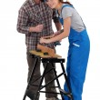 Stock Photo: Vocational training