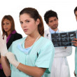 Medical staff — Stock Photo #14739169