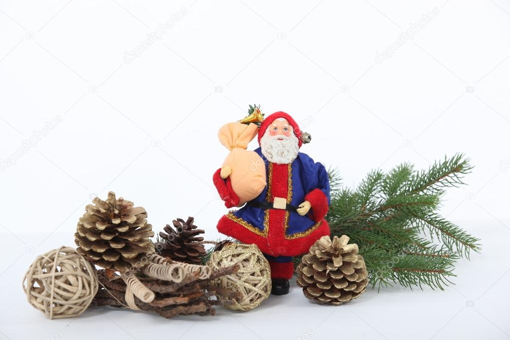 Christmas decorations — Stock Photo #14940093