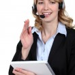 Teleoperator — Stock Photo #14950557