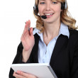 Teleoperator — Stock Photo