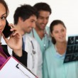 Medical staff — Stock Photo #14951283