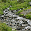 Stock Photo: Hill stream