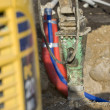 Detail of construction material — Stockfoto #14951623