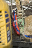Detail of construction material — Stock Photo