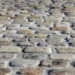 Cobbled road - Stock Photo