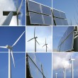 Renewable Energy — Stock Photo