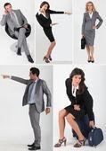 时髦的行政人员 — 图库照片