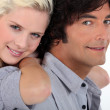 Stockfoto: Couple