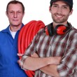 Stock Photo: Handymen
