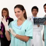 Doctors and nurses — Stock Photo #16524593