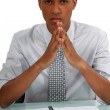 Pensive Executive — Stock Photo #16726811