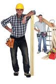 Carpenters — Stock Photo