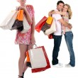 Retail therapy — Stock Photo #17401291