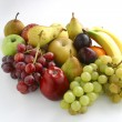 Stock Photo: Assorted fruit