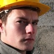 Close-up of builder — Stock Photo #18481629