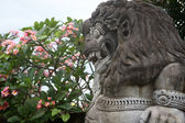 Balinese statue II — Stock Photo