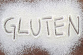 Gluten — Stock Photo