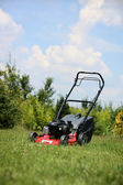 Mower — Photo