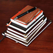 Notebooks — Stock Photo