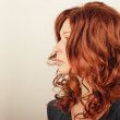 Red hair woman — Stock Photo #8560822