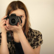 Click! — Stock Photo #8561212